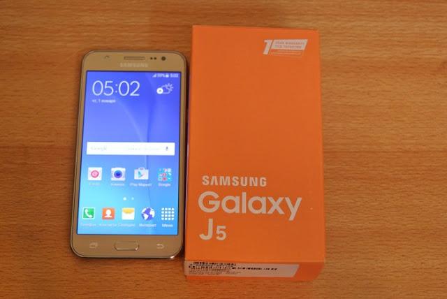 Samsung Galaxy J5 Harga Dan Spesifikasi