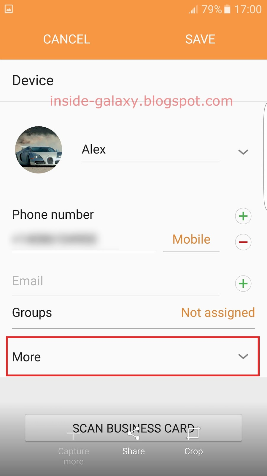 Samsung Galaxy S7 Edge: How to Change Message Tone in