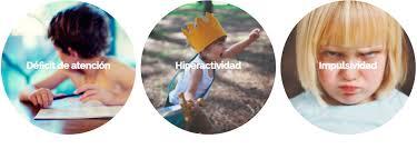 Hiperactividad infantil: déficit de atención, hiperactividad, impulsividad