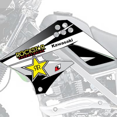 KLX Rockstar Racing
