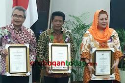 Grobogan Raih Penghargaan dari Menteri Kesehatan