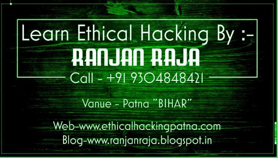 patna ethical hacking bihar course
