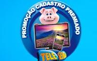 Promoção Cadastro Premiado Tele-Sena