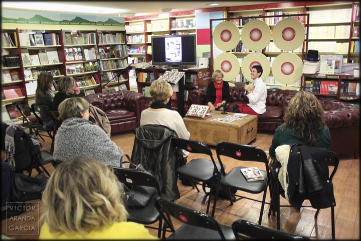 evento,libreria,presentacion,novela,petra,castellon,reportaje,publicacion