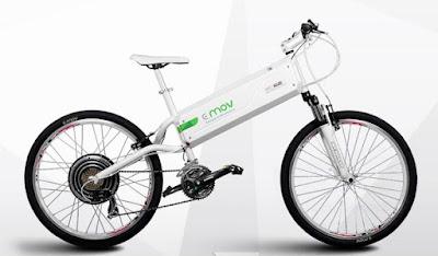 bicicleta eléctrica en buenos aires