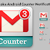 ShortcutBadger Library : Counter on Android app like Facebook