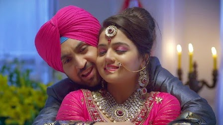 Ishq Haazir Hai - Title Song Lyrics Diljit Dosanjh (2015)