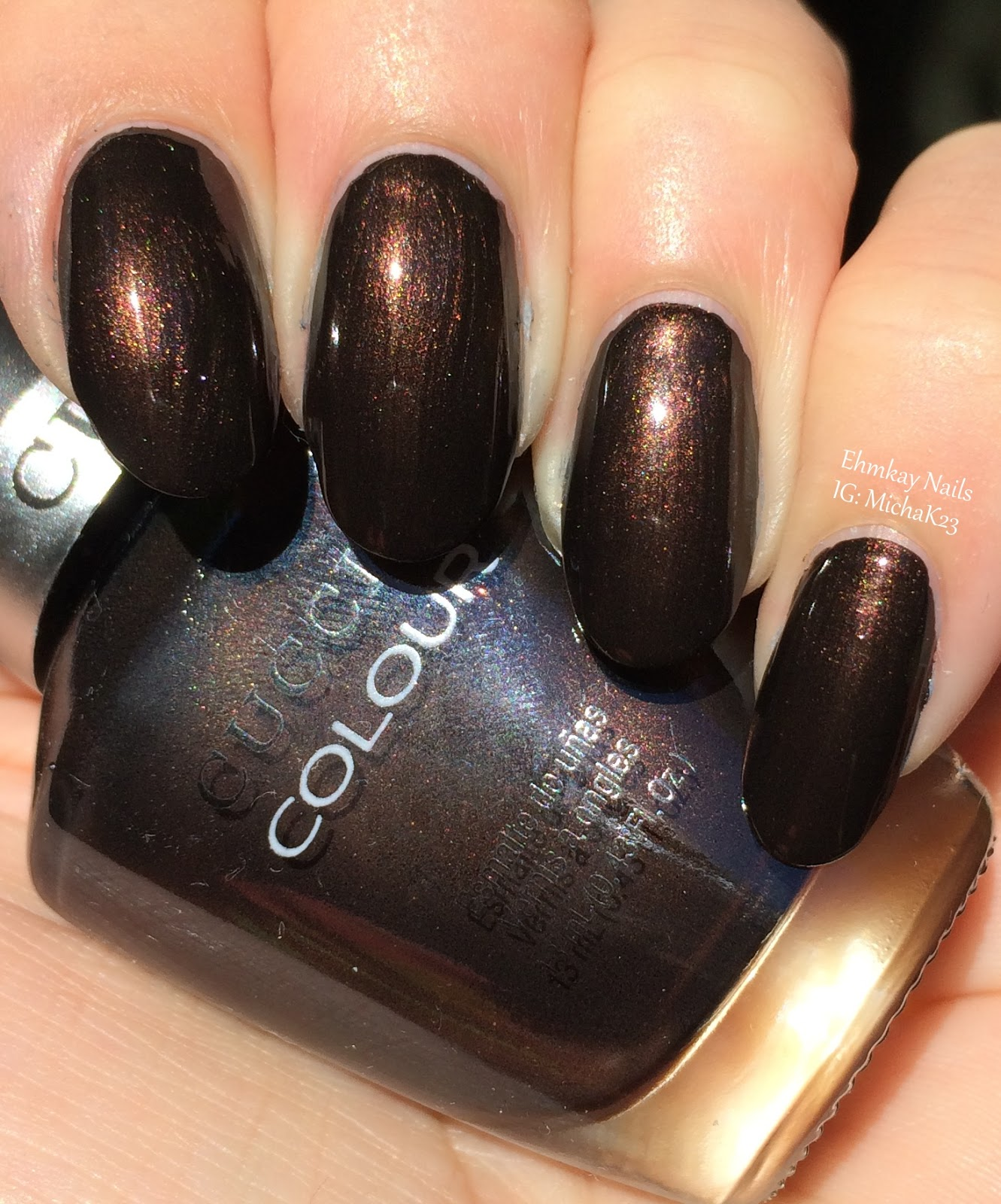 ehmkay nails: Cuccio Colours Royale Collection for Fall 2015 ...
