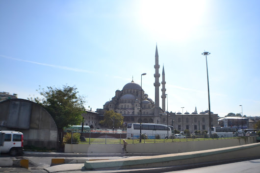 Surviving Istanbul, Turkey! : 10 Things to Know about the city.