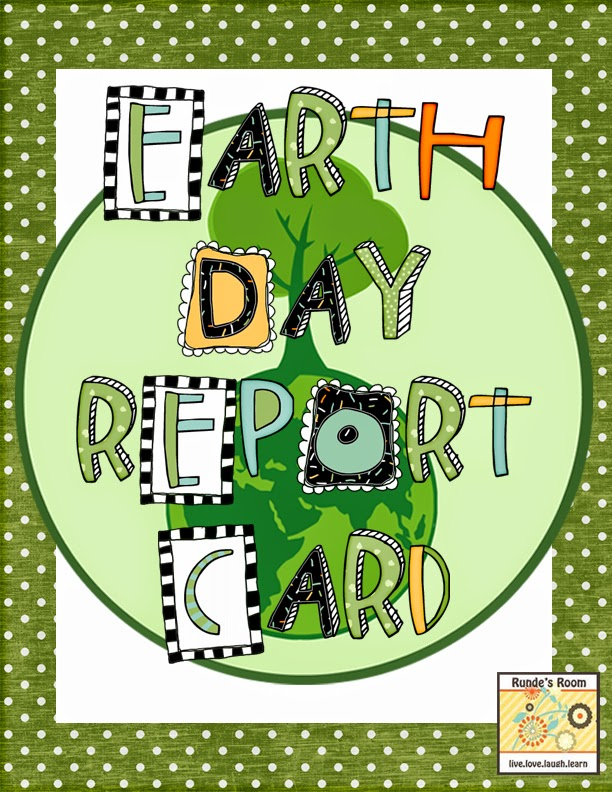 Earth Day Ideas for the Classroom   RUNDE'S ROOM