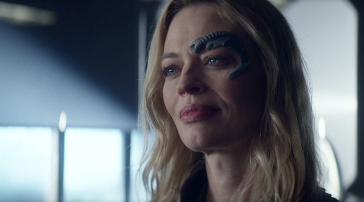 Performer Of The Month - Staff Choice Most Outstanding Performer of February - Jeri Ryan