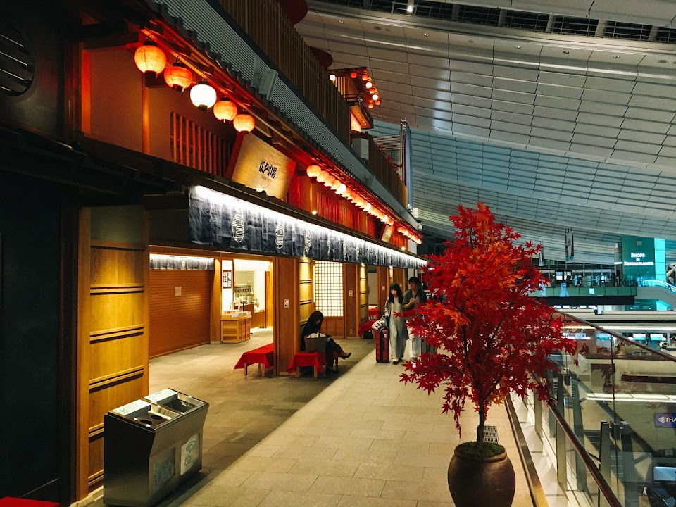 東京国際空港(Tokyo International Airport)/ 羽田空港(Haneda Airport)