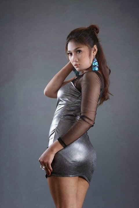 Myanmar sexy gril