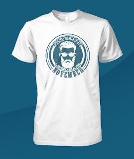 KAOS AYAH TERBAIK NOVEMBER (F004) T-Shirt 100% Cotton Combed