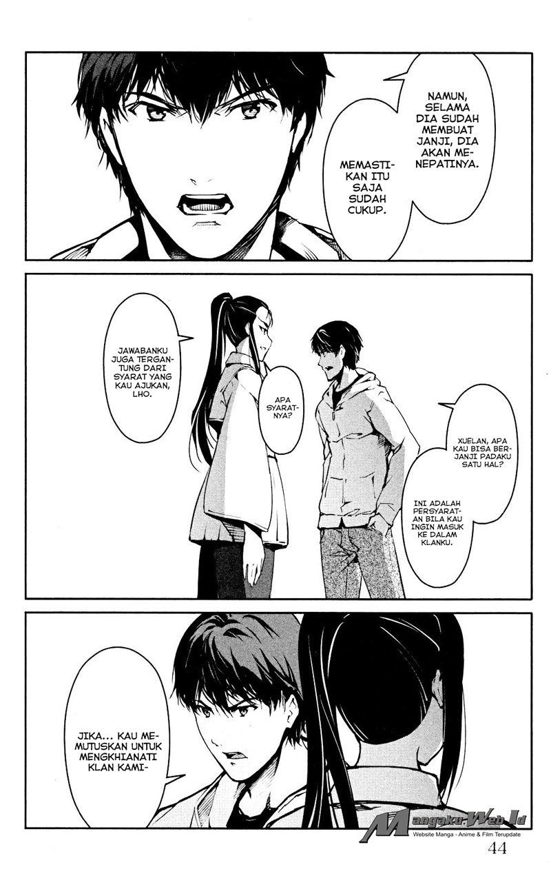 Darwin's Game Chapter 25-46