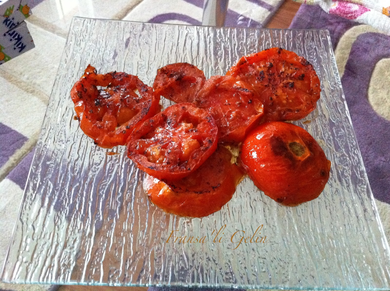 Domates Kızartması