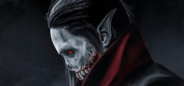 Trailer de Morbius com Jared Leto sairá muito em breve