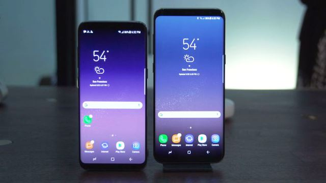 Win a brand Samsung Galaxy S8 this sunday