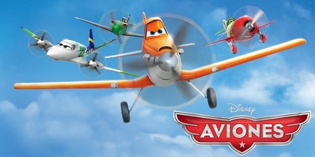 Se anuncia Aviones 3 para abril de 2019