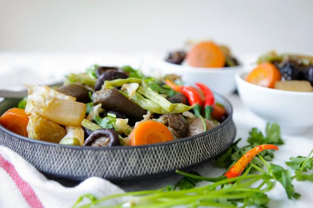 Vietnamese Vegetarian Stew