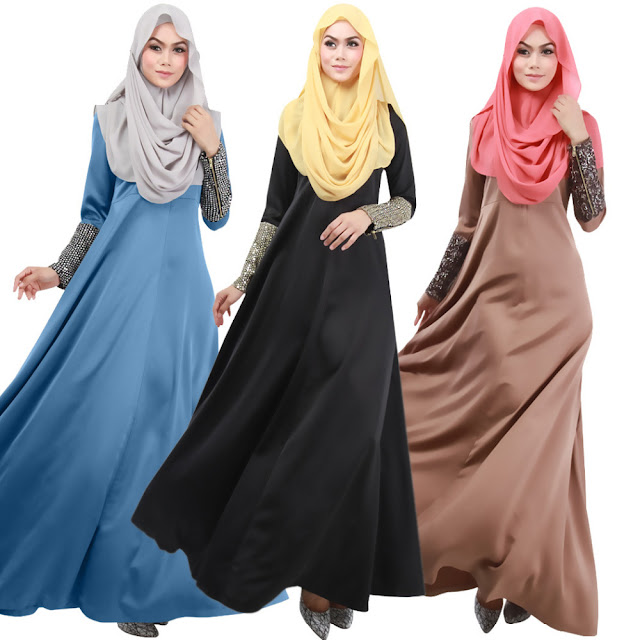 Latest Abaya Designs For Dasi Girl