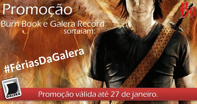 Promo: #FeriasDaGalera : Cidade de Vidro 8