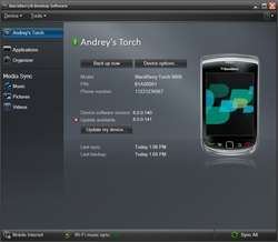 BlackBerry-Desktop-Manager