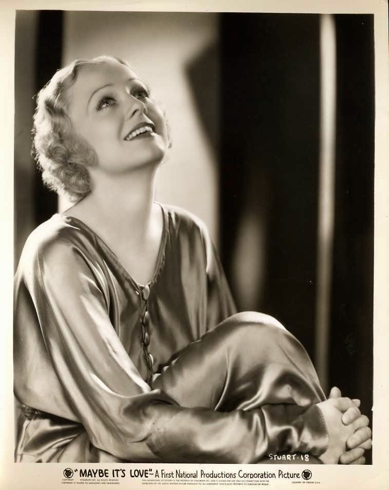 Gloria Stuart  'Maybe It's Love' - 1935
