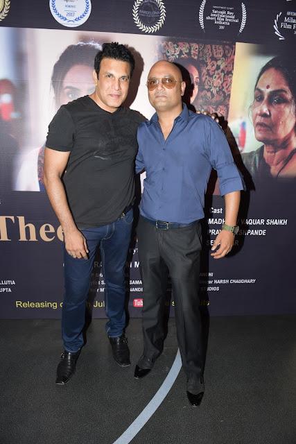 7. Vaquar Shaikh with Raja Ram Mukerji