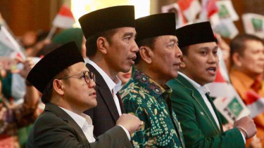 Disebut Kurang Bagus, Ini Penjelasan Cak Imin Soal Kemampuan Bahasa Inggris Jokowi