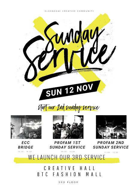 ECC SUNDAY SERVICE