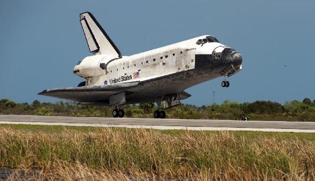 space shuttle landing strip length - photo #15