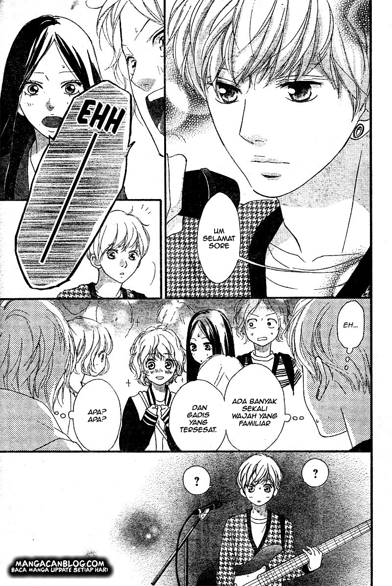 Ao Haru Ride Chapter 49-37