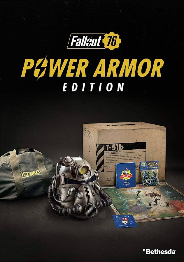 fallout 76 power armor edition pc ps4 xbox one