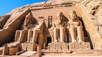 Si vas a Egipto no puedes perderte la experiencia de Abu Simbel