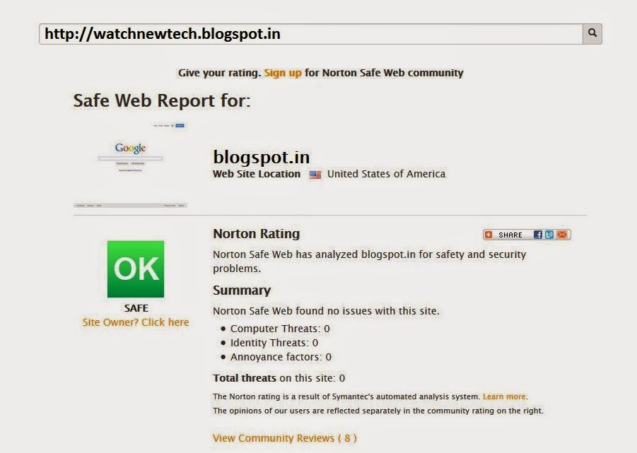 4 Tools To Check If A Website Is Safe For Browsing - Tech Soft