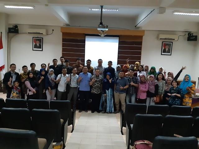 SOSIALISASI RAMA REPOSITORY, HIBAH BUKU DARI ASIA FOUNDATION, DAN PENYERAHAN SERTIFIKAT INDONESIA ONE SEARCH