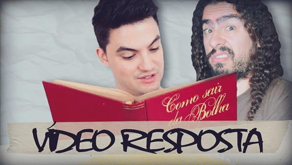 Vídeo Resposta: Felipe Neto e Pirula