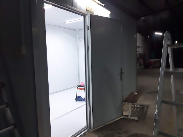 panel kho lạnh