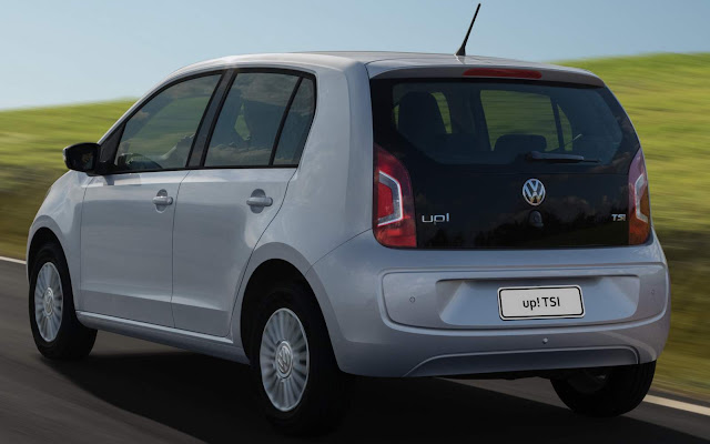 Volkswagen Up! TSI Turbo 2016 - move-up!