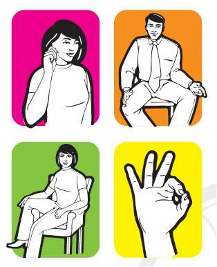 Cara Menggunakan Bahasa Tubuh yang Baik