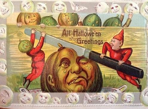 Old fashioned halloween 1911 all halloween greetings 1911 all halloween greetings m4hsunfo