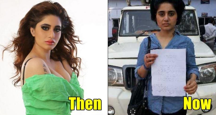 alisha khan- back to bollywood