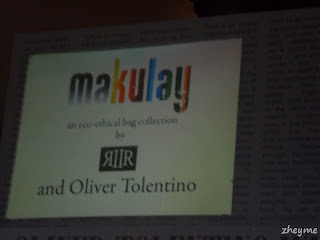 The Collaboration of RIIR and Oliver Tolentino For MaKULAY Collection
