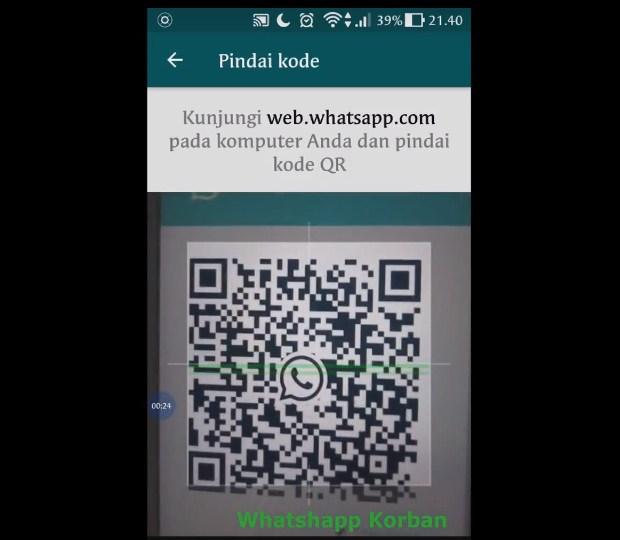 Cara Membobol Akun WA Orang Lain Via Clonapp Messenger Terbaru 2019 v