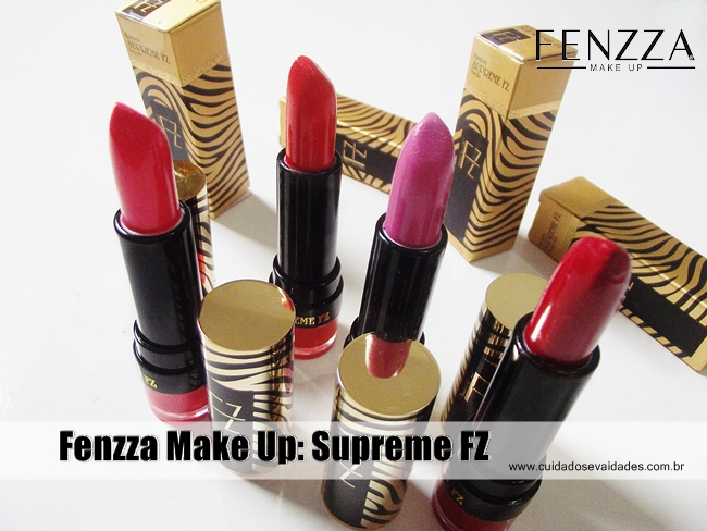 Batom Supreme FZ Fenzza Make Up