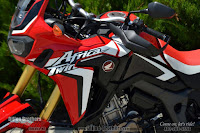 Africa Twin Left Side