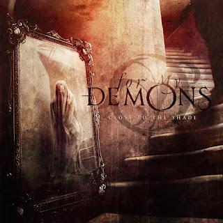 """Το lyric video των For My Demons για το """"Reborn"""" από το album """"Close To The Shade"""""""