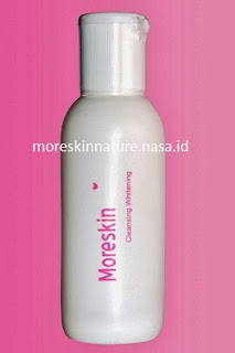 Moreskin Cleansing Whitening