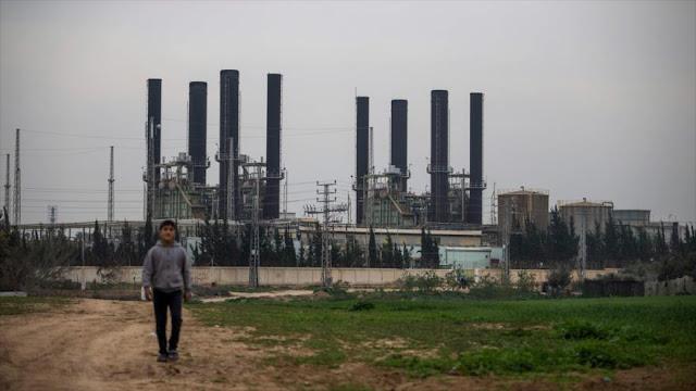 Gaza a oscuras: Única planta eléctrica se queda sin combustible